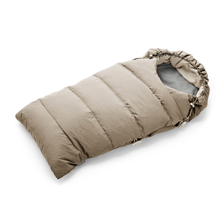 Купить Конверт Stokke Sleeping Bag Down bronze brown