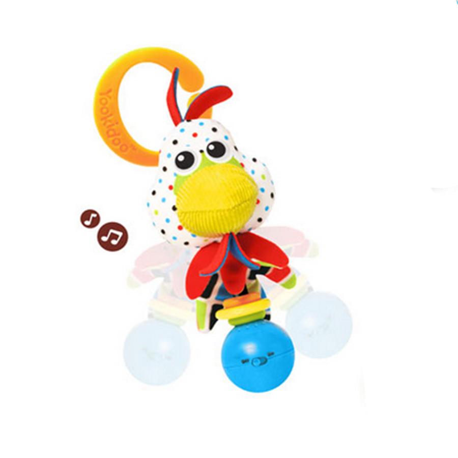 Yookidoo Погремушка Петушок