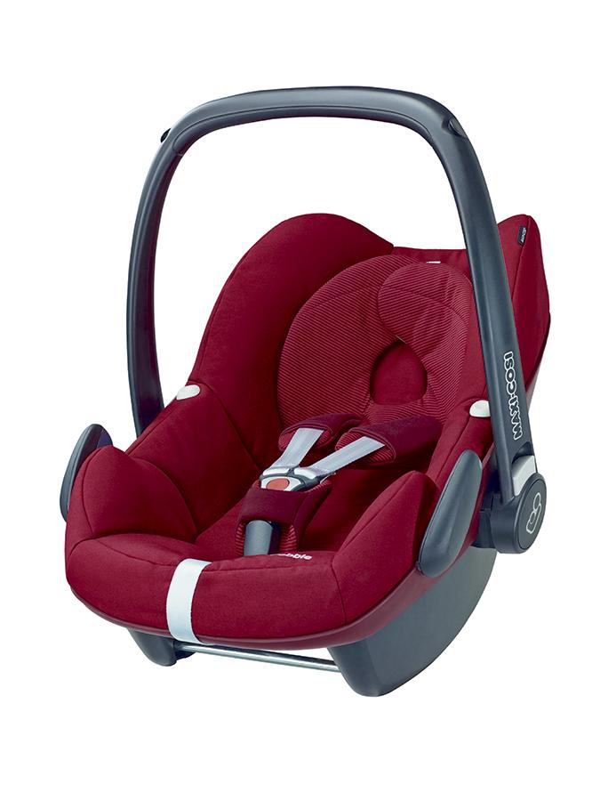Кресло автомобильное Maxi-Cosi Pebble робин ред