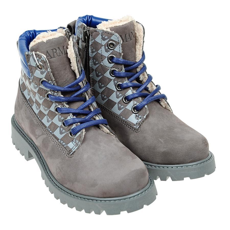 Ботинки Armani для мальчиков<br>