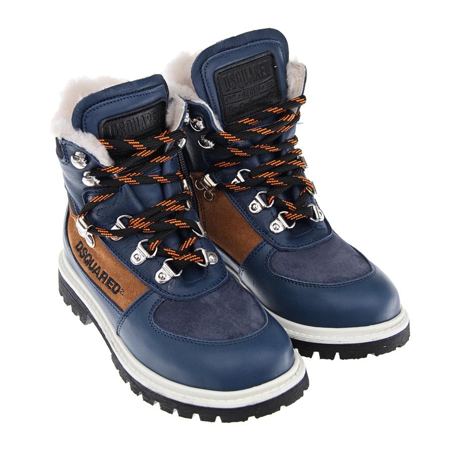 Ботинки Dsquared2Ботинки, полусапоги зимние<br><br>