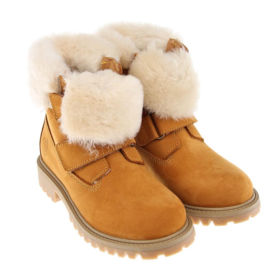 Ботинки Zecchino d Oro для мальчиковБотинки, полусапоги зимние<br><br>