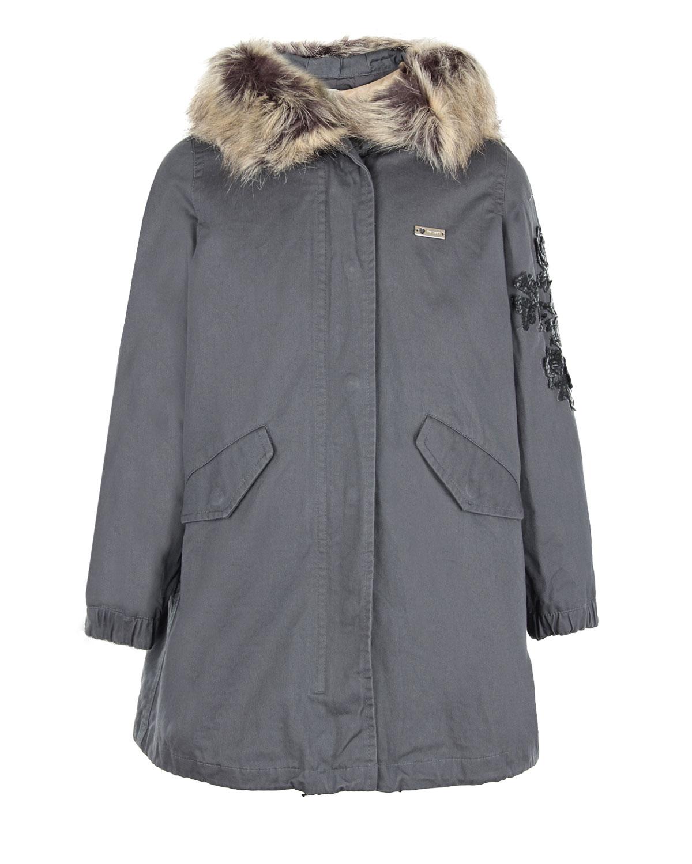 Куртка-парка Twin SetПарки<br><br>