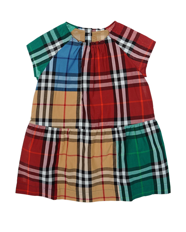 Платье в клеткуПлатья, Сарафаны<br><br>