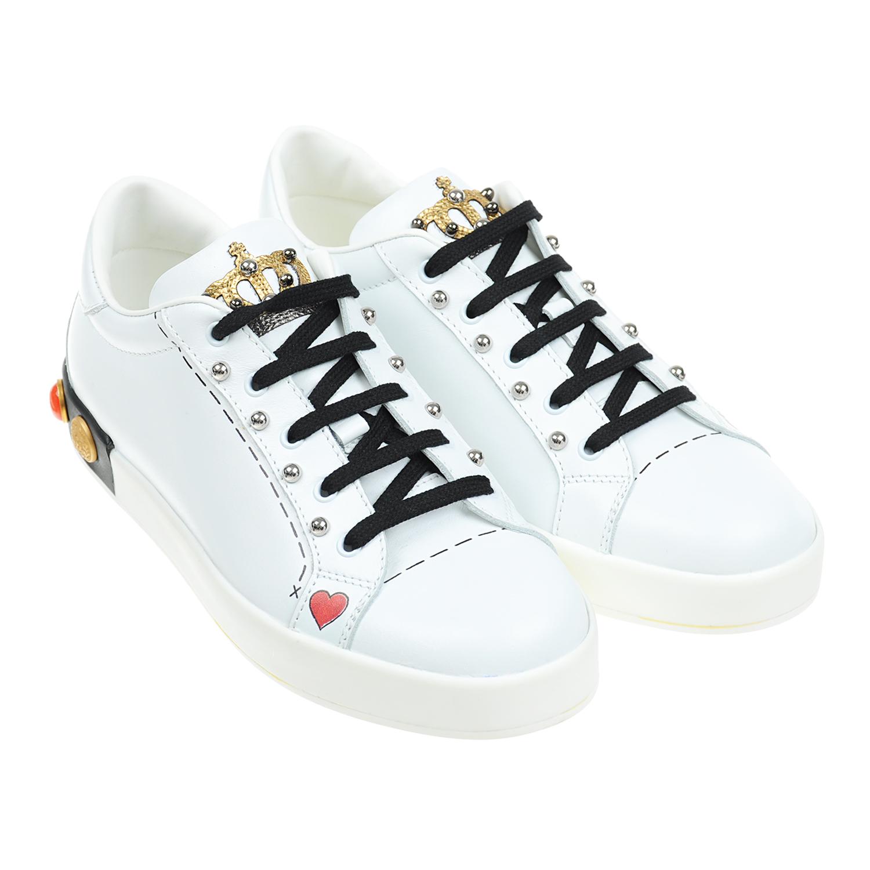 Кеды Dolce&amp;GabbanaКеды<br><br>