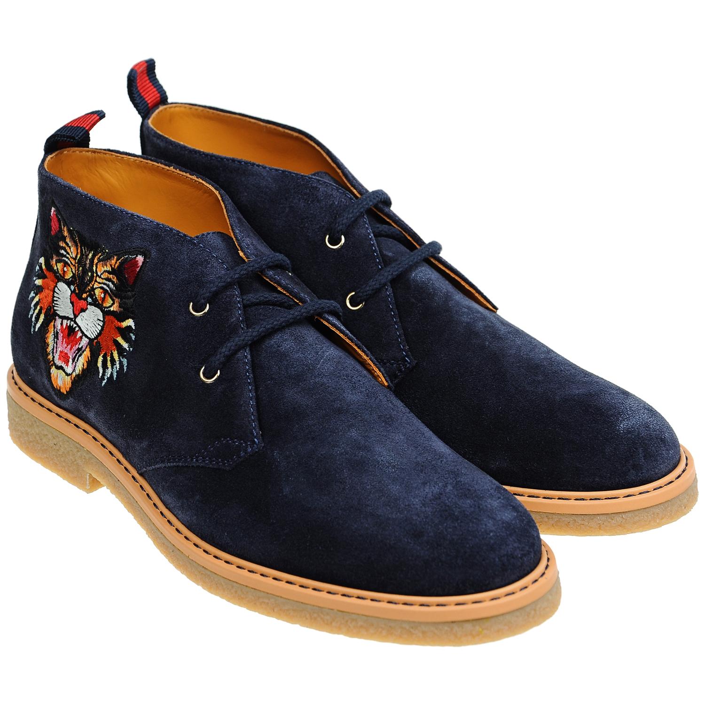 Ботинки GucciБотинки, сапоги демисезонные<br><br>