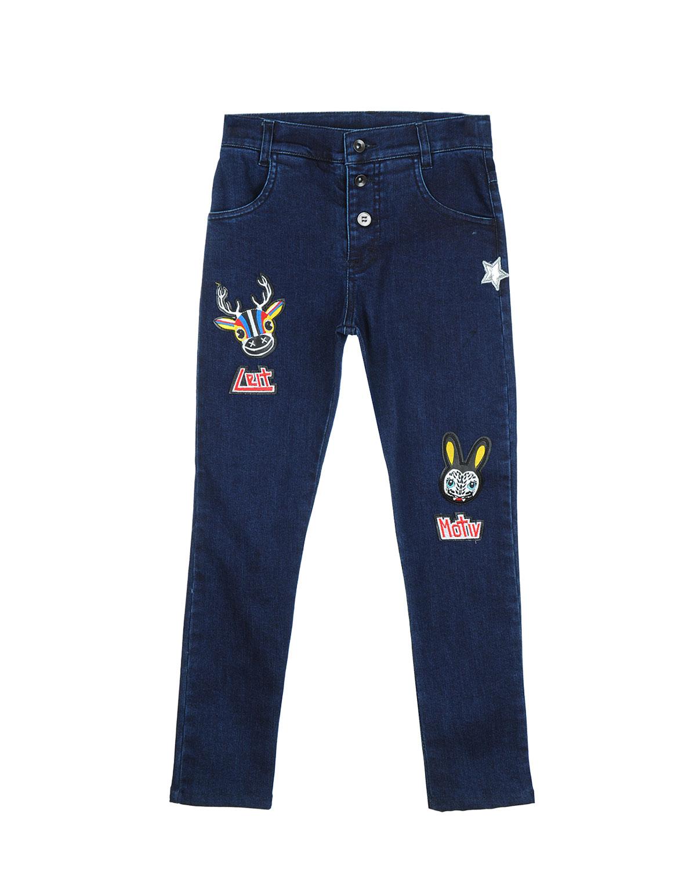 Брюки джинсовые LeitmotivДжинсы<br><br>