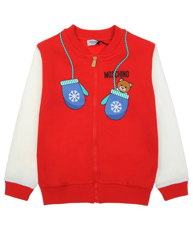 Куртка спортивная MoschinoСпортивная одежда<br><br>