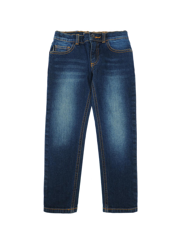 Брюки джинсовые MoschinoДжинсы<br><br>