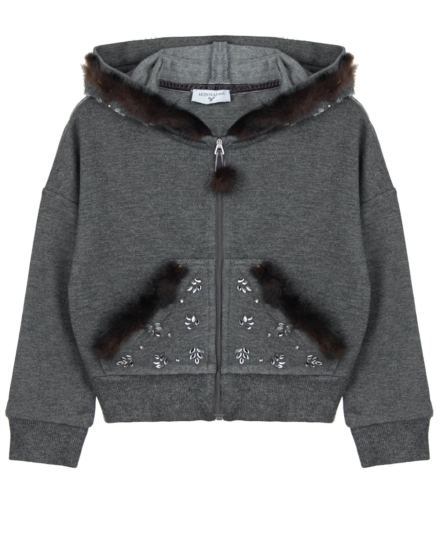 Куртка спортивная MonnalisaТолстовки, Свитшоты<br><br>