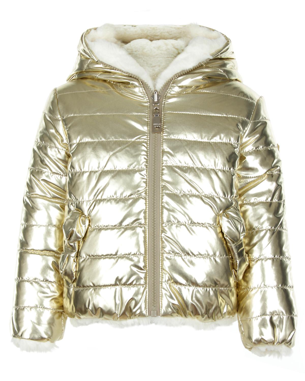 куртка двухсторонняяЗимние куртки. Пуховики<br><br>