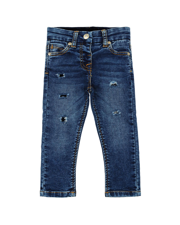 Брюки джинсовые MonnaLisa BebeДжинсы<br><br>