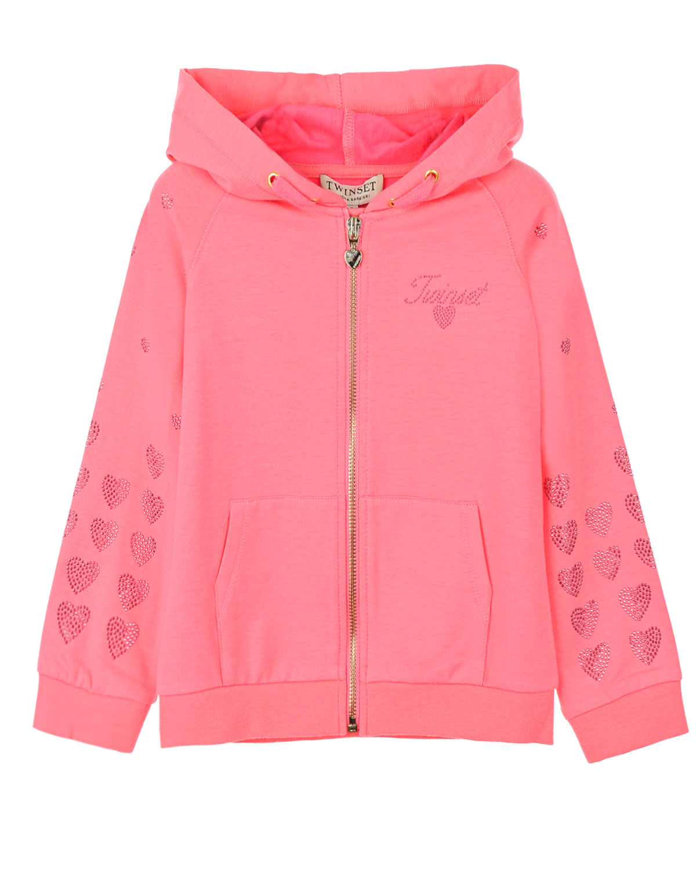 Куртка спортивная Twin SetТолстовки, Свитшоты<br><br>