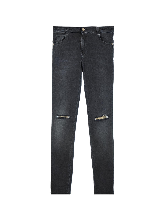 Брюки джинсовые Twin SetДжинсы<br><br>