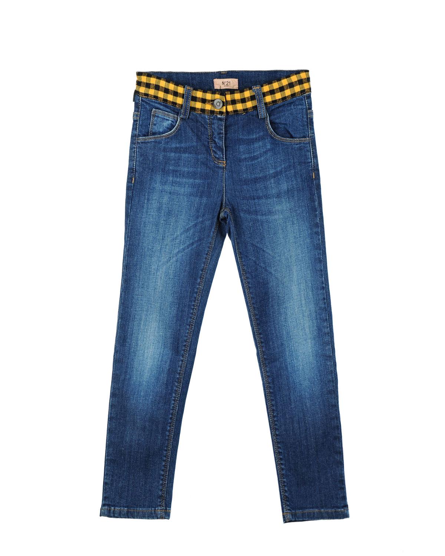 Брюки джинсовые №21Джинсы<br><br>