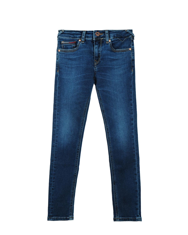 Брюки джинсовые Tommy HilfigerДжинсы<br><br>