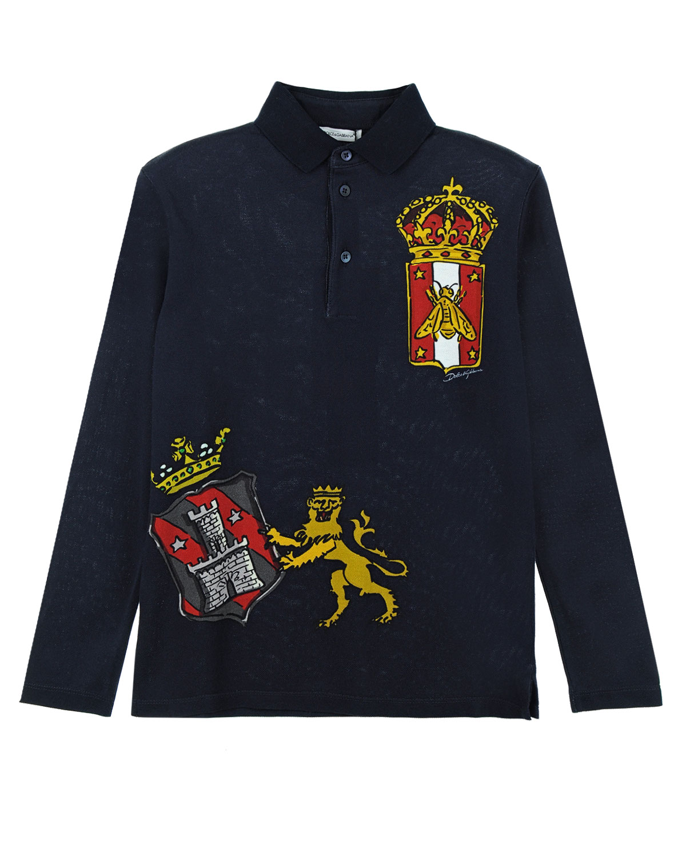Толстовка-поло Dolce&amp;GabbanaТолстовки, Свитшоты<br><br>