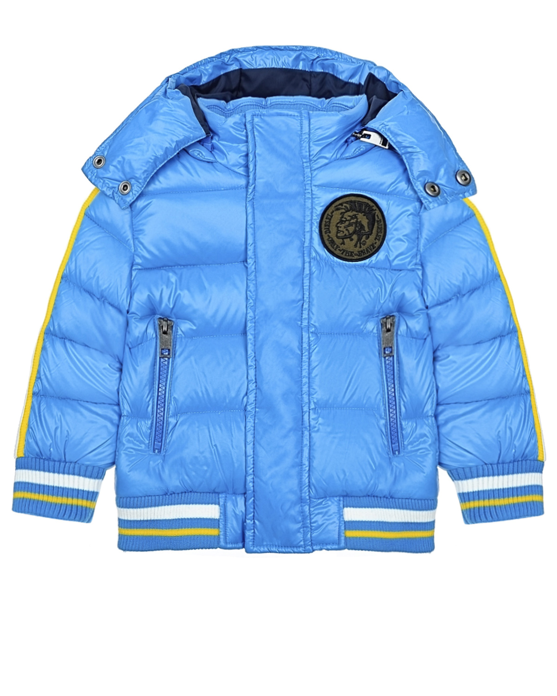 Куртка-пилот DieselЗимние куртки. Пуховики<br><br>