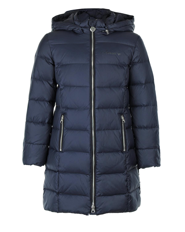 Пальто Armani JuniorЗимние куртки. Пуховики<br><br>