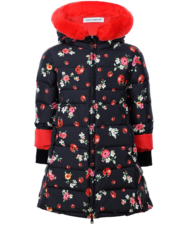 Пальто Dolce&amp;GabbanaЗимние куртки. Пуховики<br><br>