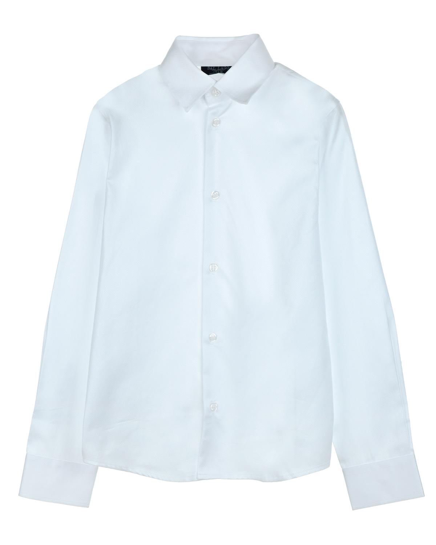 Рубашка однотонная с выработкойРубашки<br><br>
