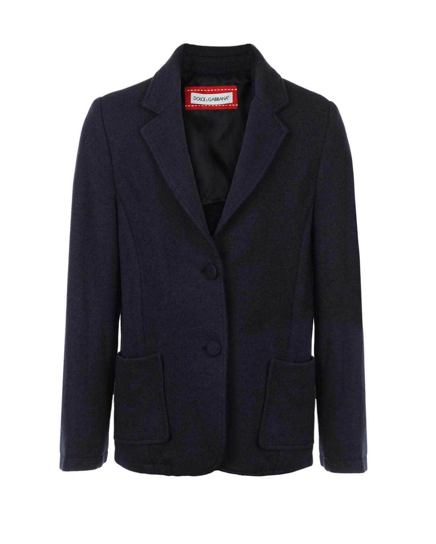 Пиджак Dolce&Gabbana для девочек
