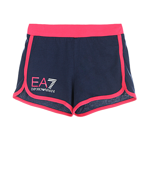 Шорты Ea7 для девочекШорты, Бермуды<br><br>
