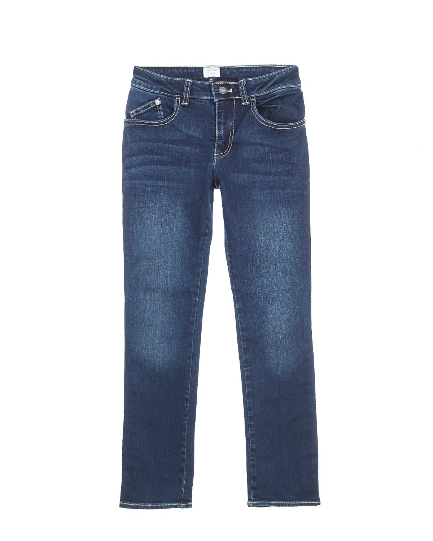 Брюки джинсовые Armani JuniorДжинсы<br><br>