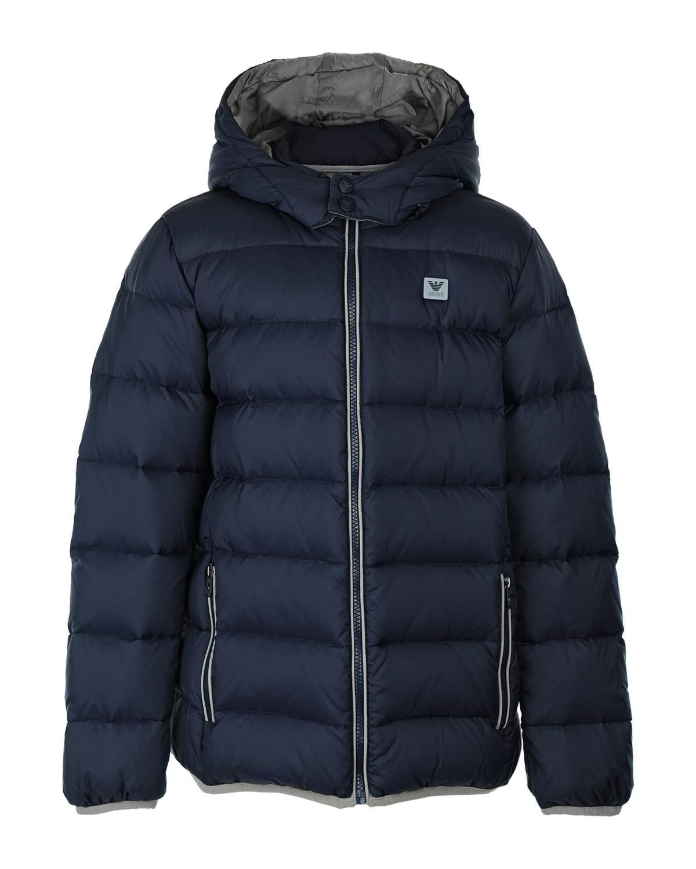 Куртка Armani JuniorЗимние куртки. Пуховики<br><br>