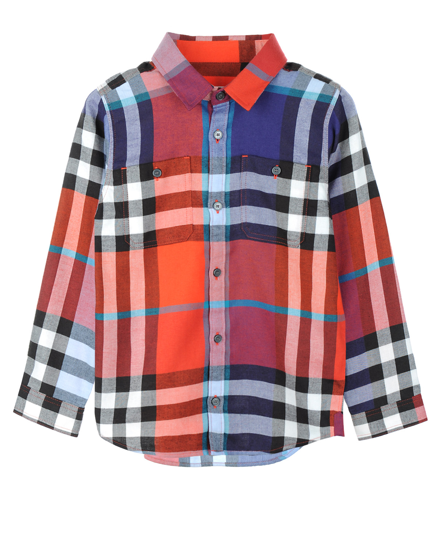 Рубашка д/р BurberryРубашки<br><br>
