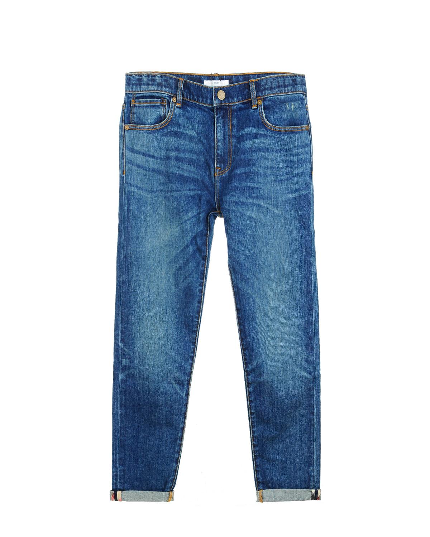 Купить со скидкой Брюки джинсовые Burberry