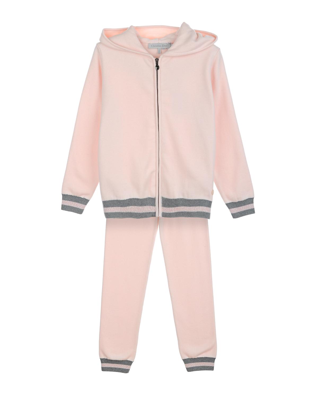 Костюм спортивный Dior для девочекСпортивная одежда<br><br>