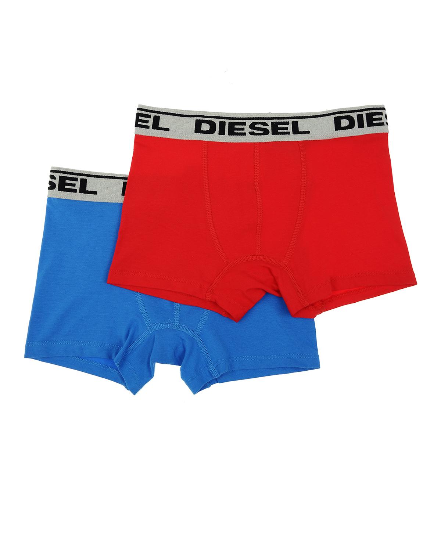 Трусы-боксеры Diesel для мальчиковТрусы<br><br>