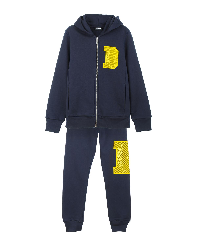 Костюм спортивный Diesel для мальчиковСпортивная одежда<br><br>