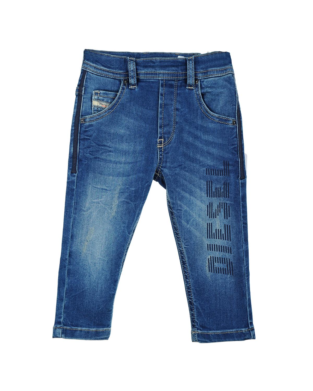 Брюки джинсовые Diesel  - купить со скидкой
