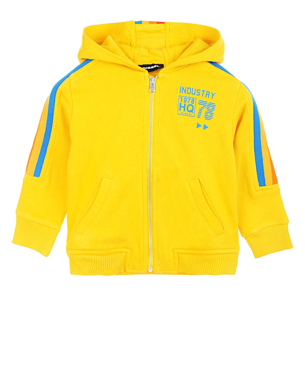 Куртка спортивная Diesel для малышейСпортивная одежда<br><br>