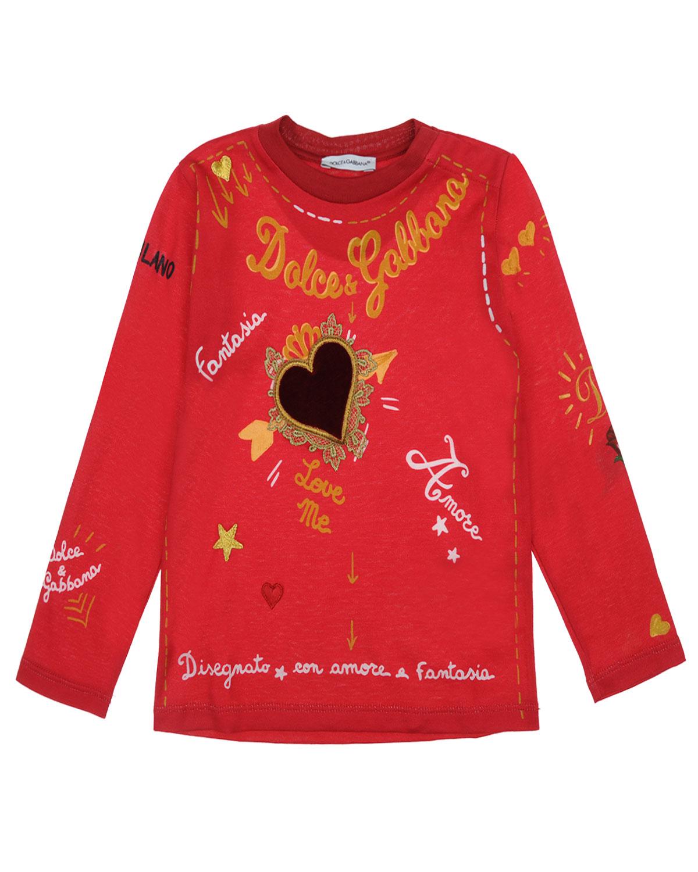 Толстовка Dolce&amp;GabbanaСвитеры, Толстовки<br><br>
