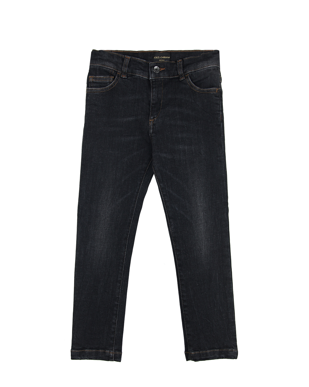 Брюки джинсовые Dolce&amp;Gabbana для мальчиковБрюки<br><br>