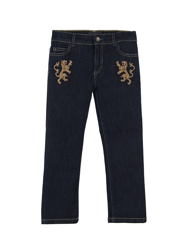 Купить со скидкой Брюки джинсовые Dolce&Gabbana
