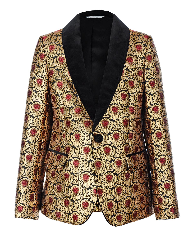 Пиджак Dolce&amp;Gabbana для мальчиковКостюмы, Пиджаки, Жилеты<br><br>
