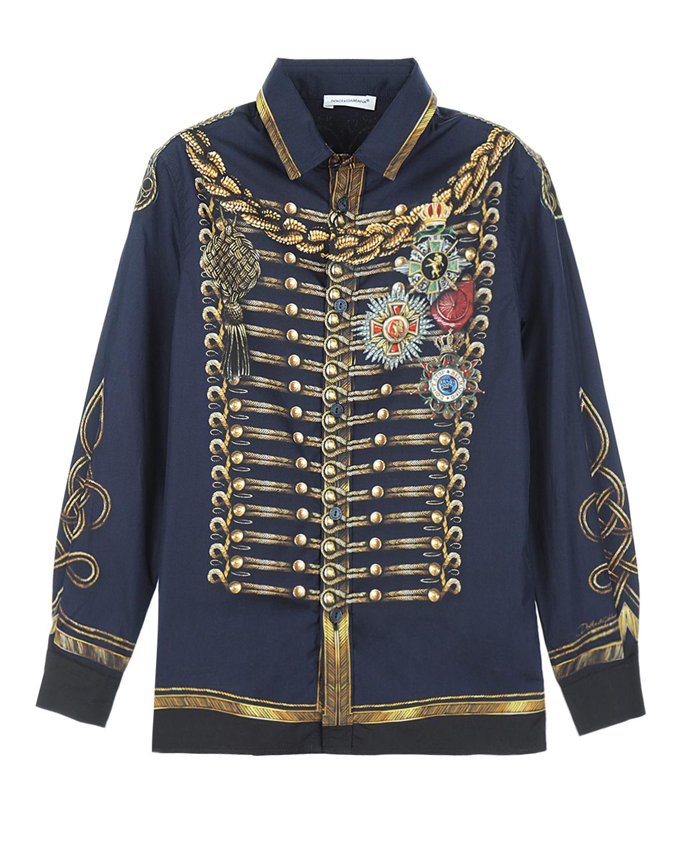 Рубашка д/р Dolce&amp;GabbanaРубашки<br><br>