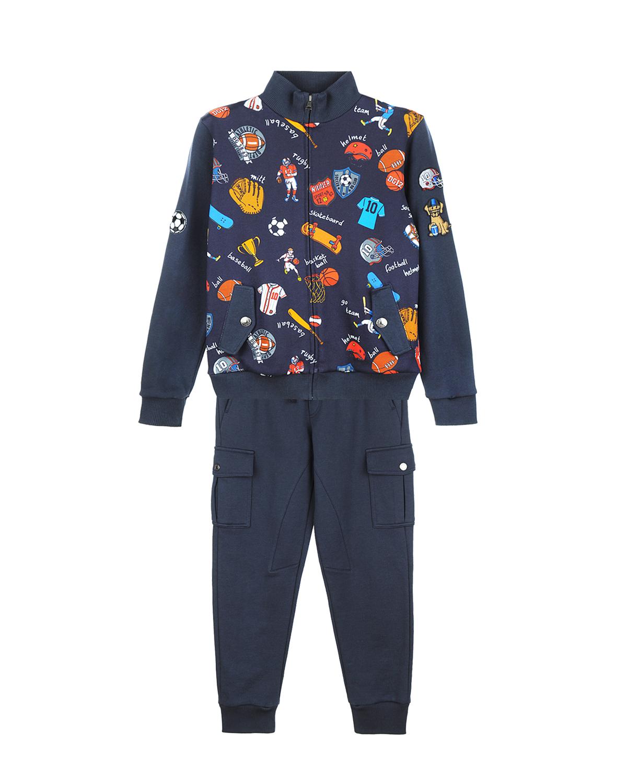 Костюм спортивный Dolce&amp;GabbanaСпортивная одежда<br><br>