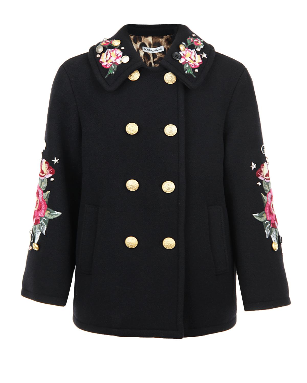Полупальто Dolce&amp;GabbanaПальто<br><br>