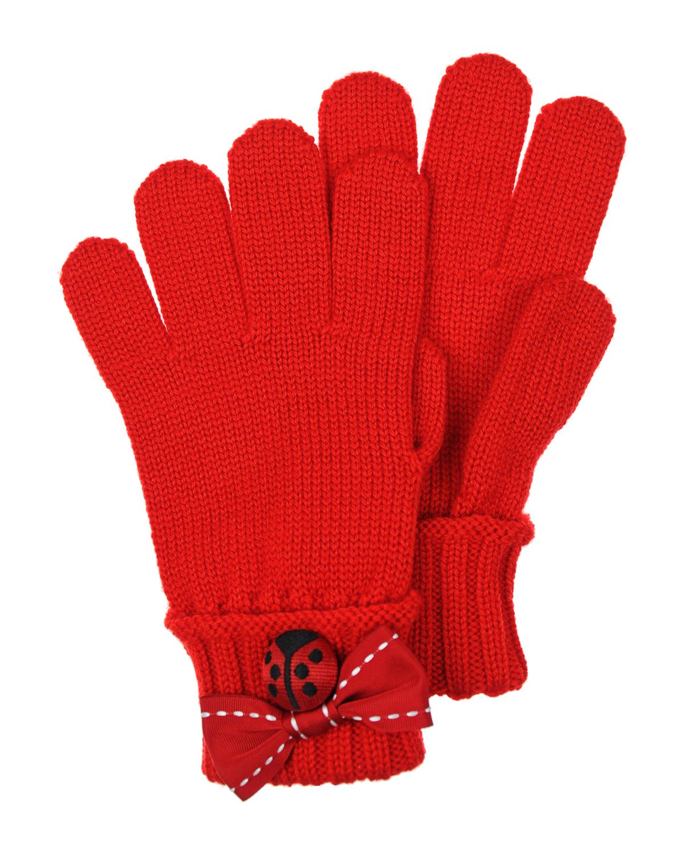 Перчатки Dolce&amp;Gabbana для девочекВарежки и перчатки<br><br>