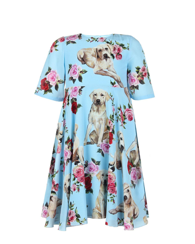 Платье Dolce&amp;GabbanaПлатья, Сарафаны<br><br>