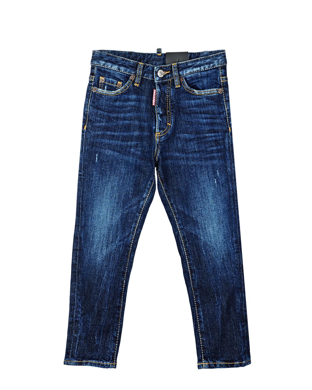 Брюки джинсовые Dsquared2Джинсы<br><br>