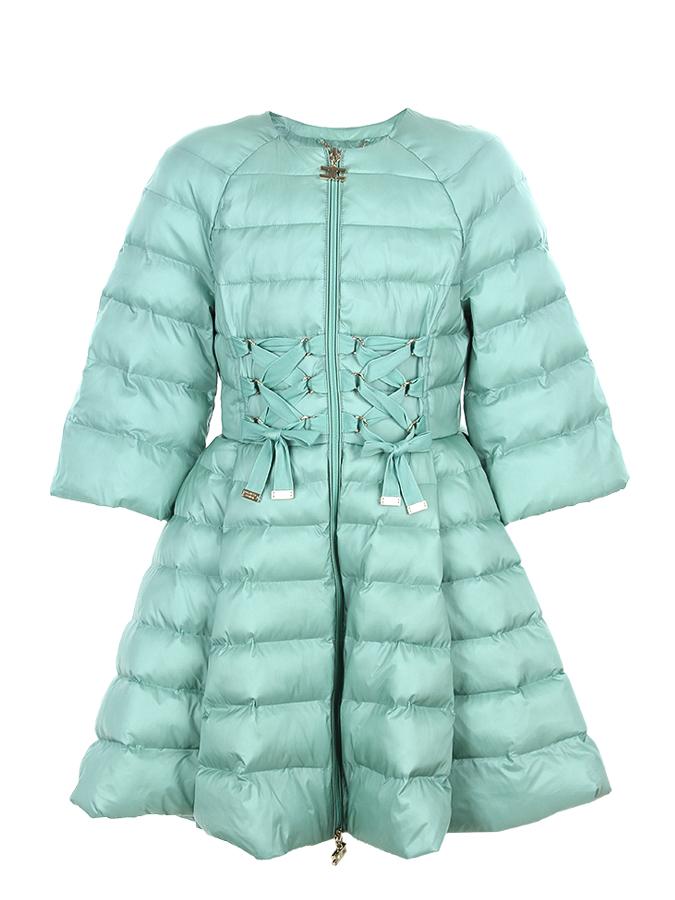 Пальто Elisabetta FranchiЗимние куртки. Пуховики<br><br>