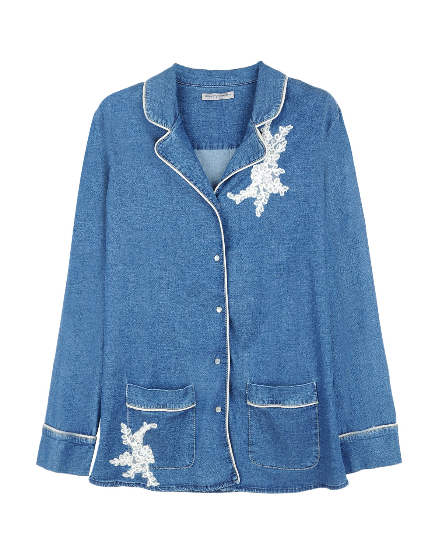 Рубашка Ermanno ScervinoБлузы, Рубашки, Туники<br><br>