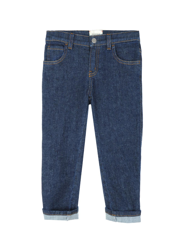 Брюки джинсовые GucciДжинсы<br><br>