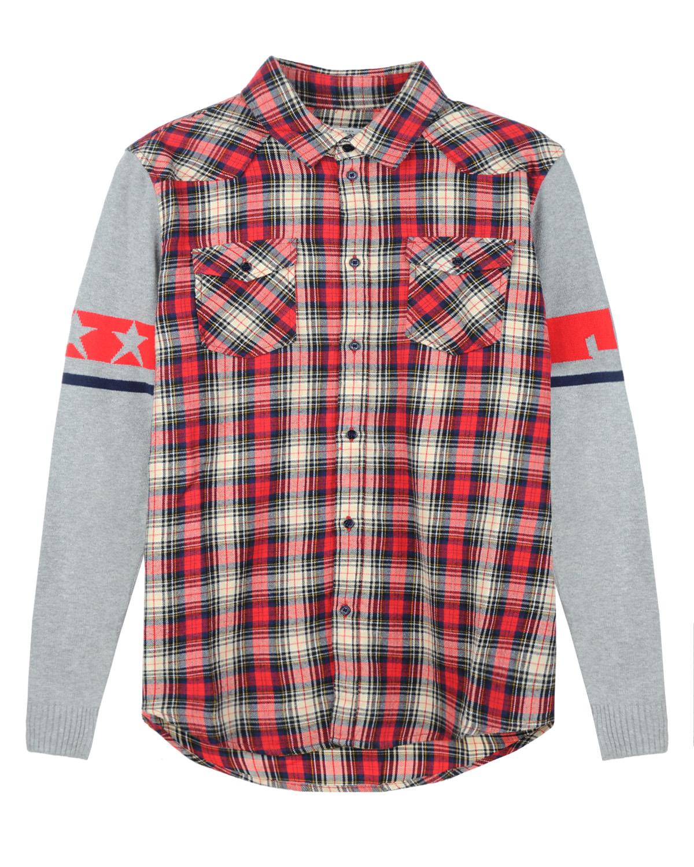 Рубашка John GallianoРубашки<br><br>